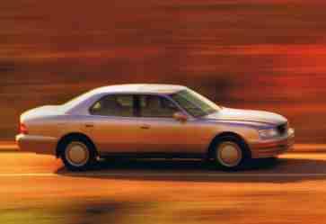 1994 lexus ls400 ecu problems